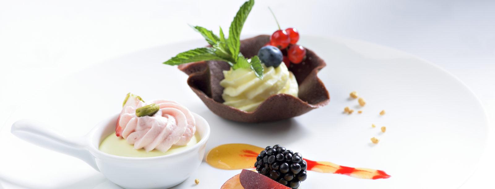 Dessert - Hôtel Waldhaus Sils