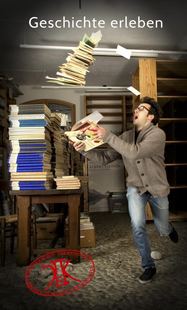 Dokumentationsbibliothek Samedan