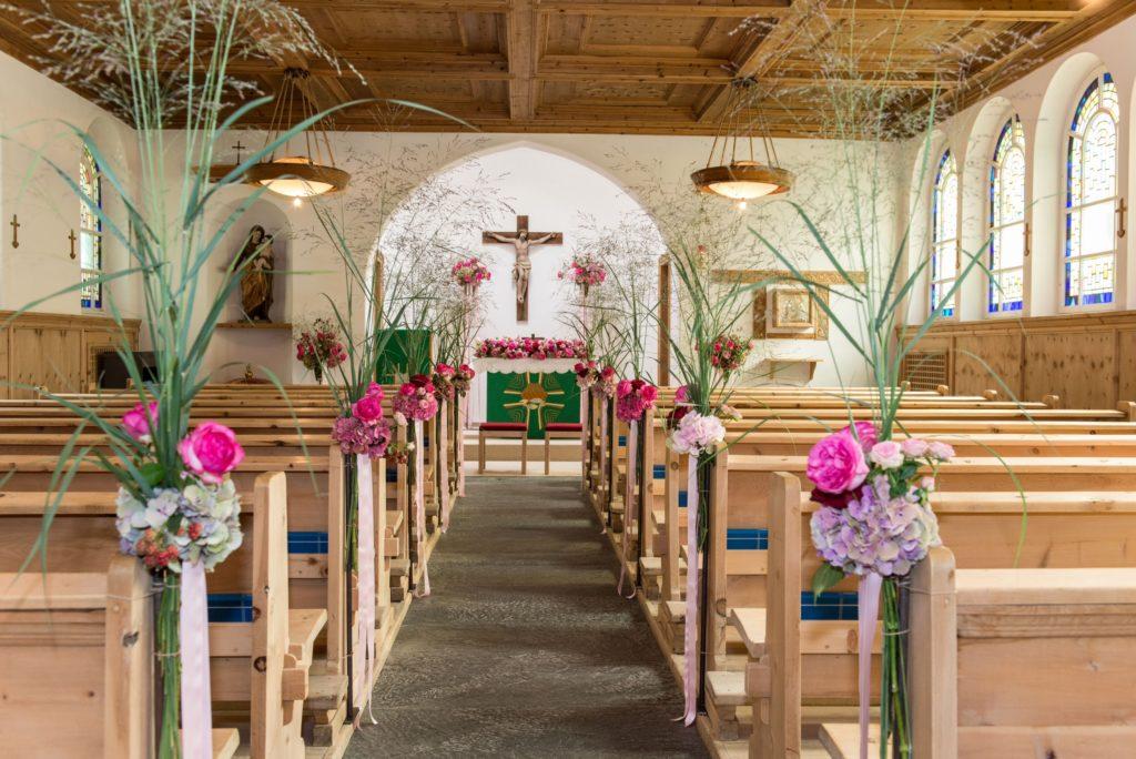 Kirche Sils Maria