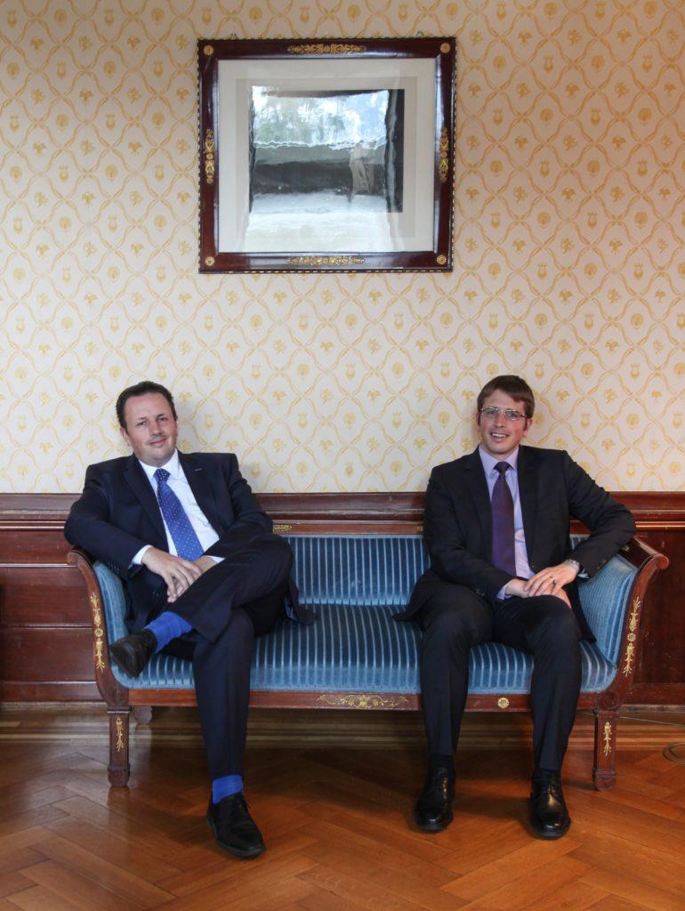 Claudio Dietrich & Patrick Dietrich, Hotel Waldhaus Sils