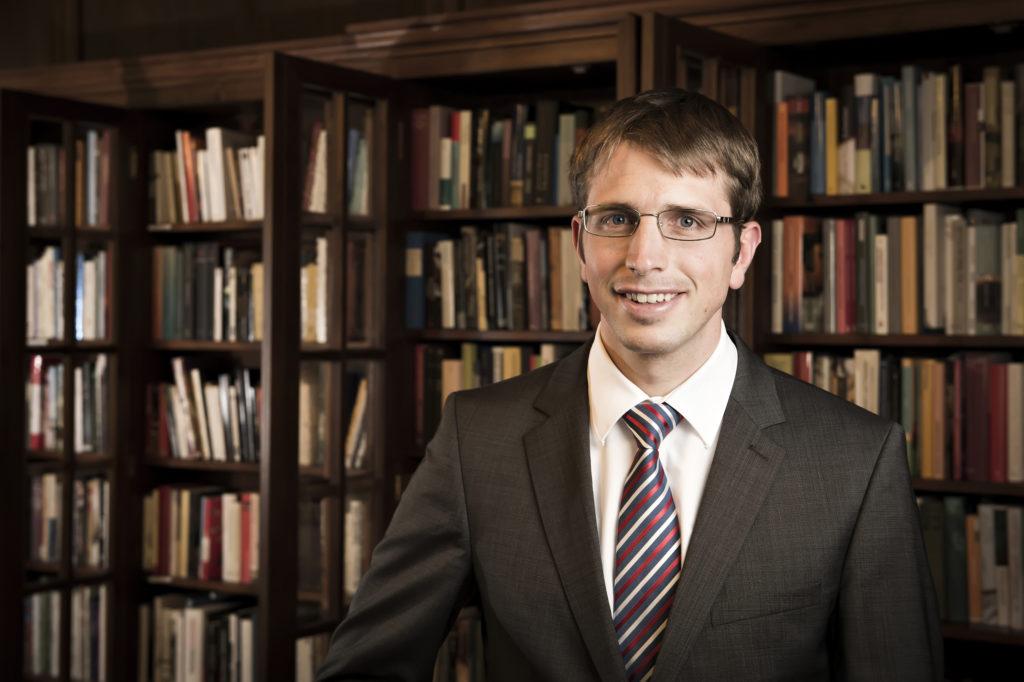 Portrait Patrick Dietrich