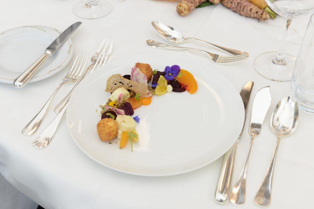Chef's Table de l'hôtel Waldhaus Sils
