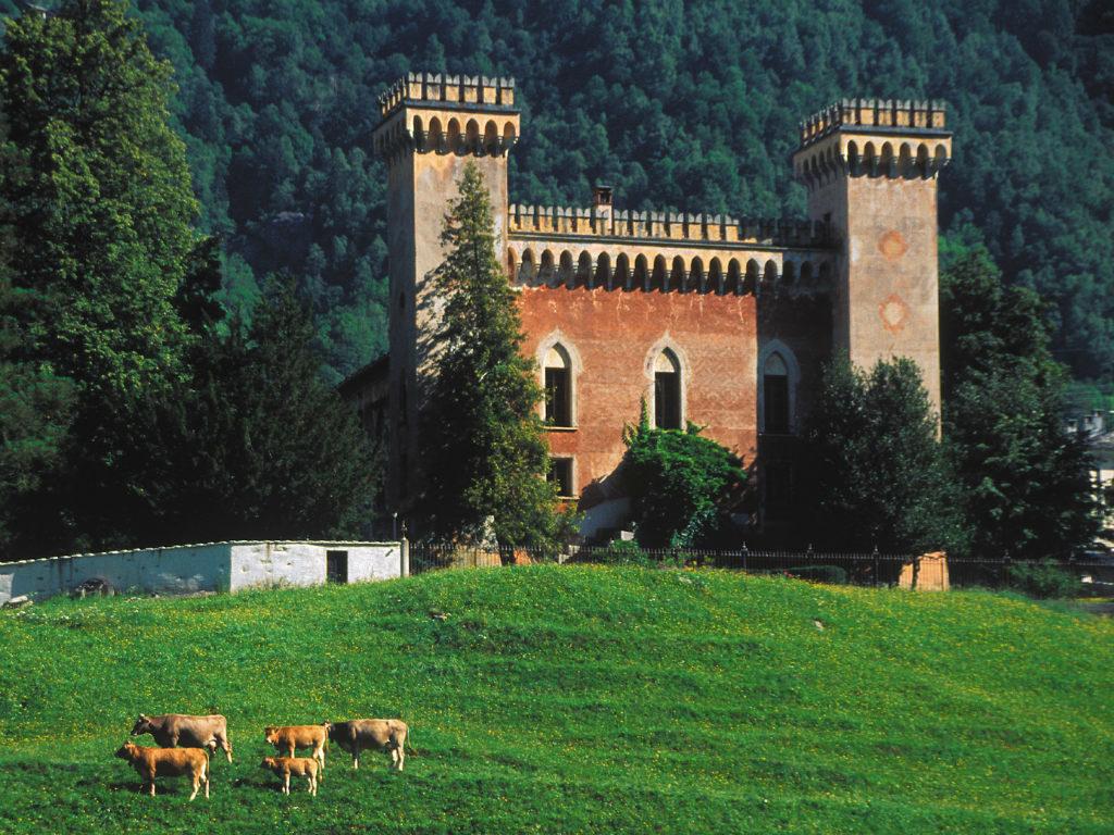 Palazzo Castelmur im Bergell