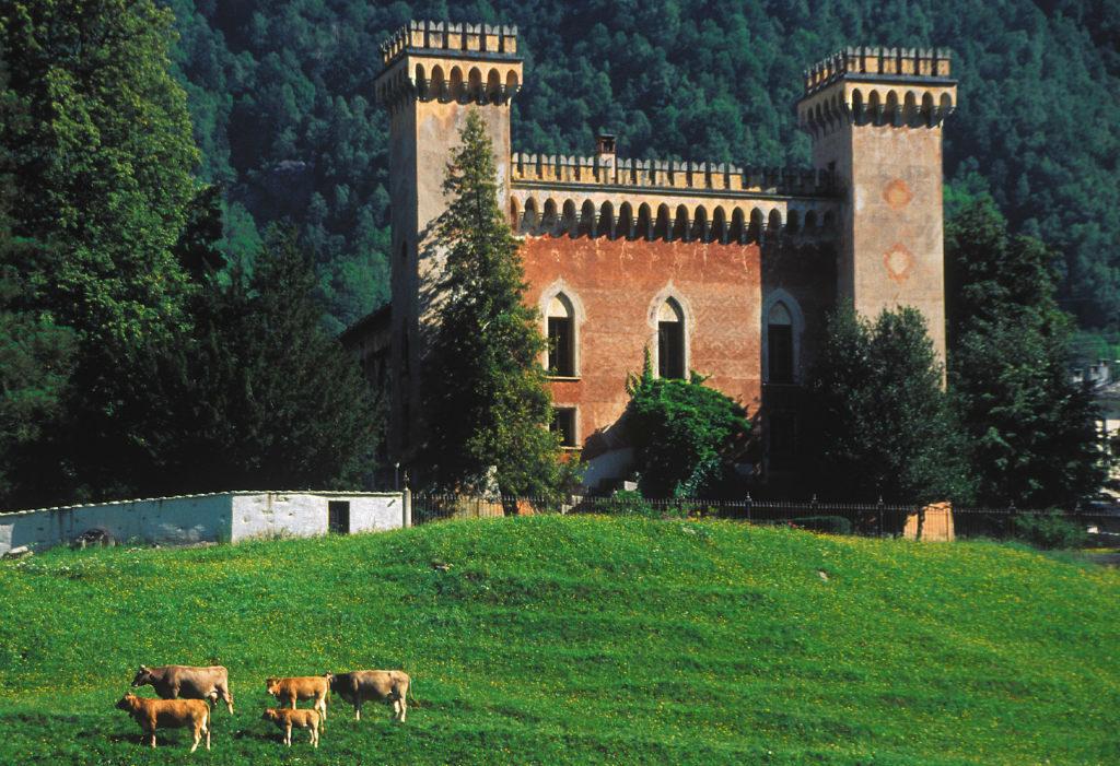 Palazzo Castelmur Bregaglia