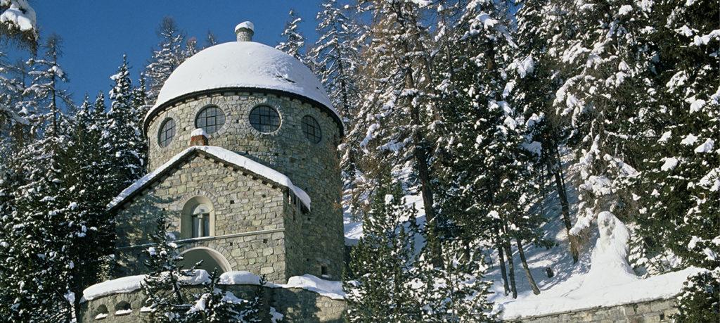 Segantini Museum in St. Moritz