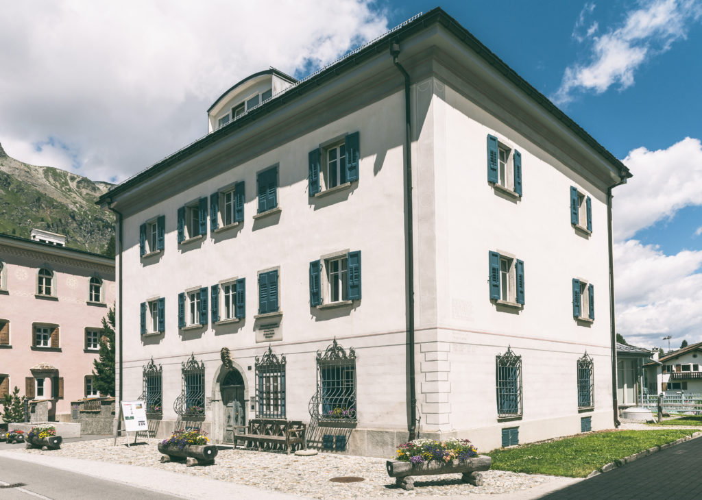 Robbi Museum in Sils-Maria