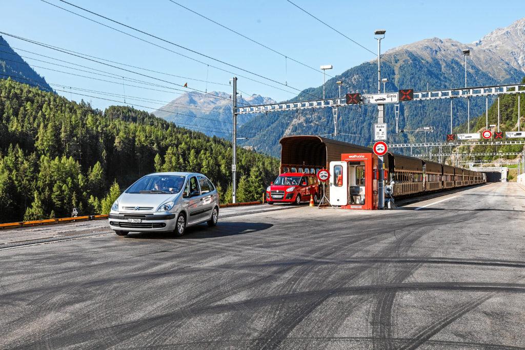 Chemin de fer rhétique (RhB) - Vereina