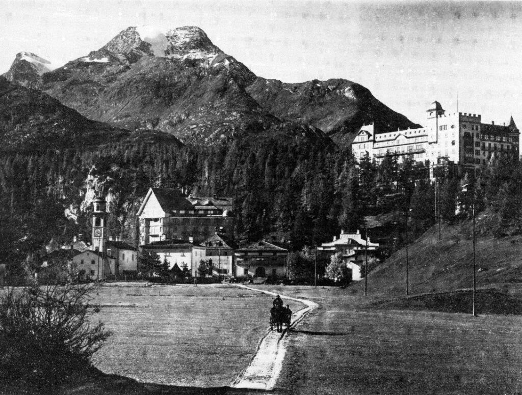 Sils Maria vers 1908