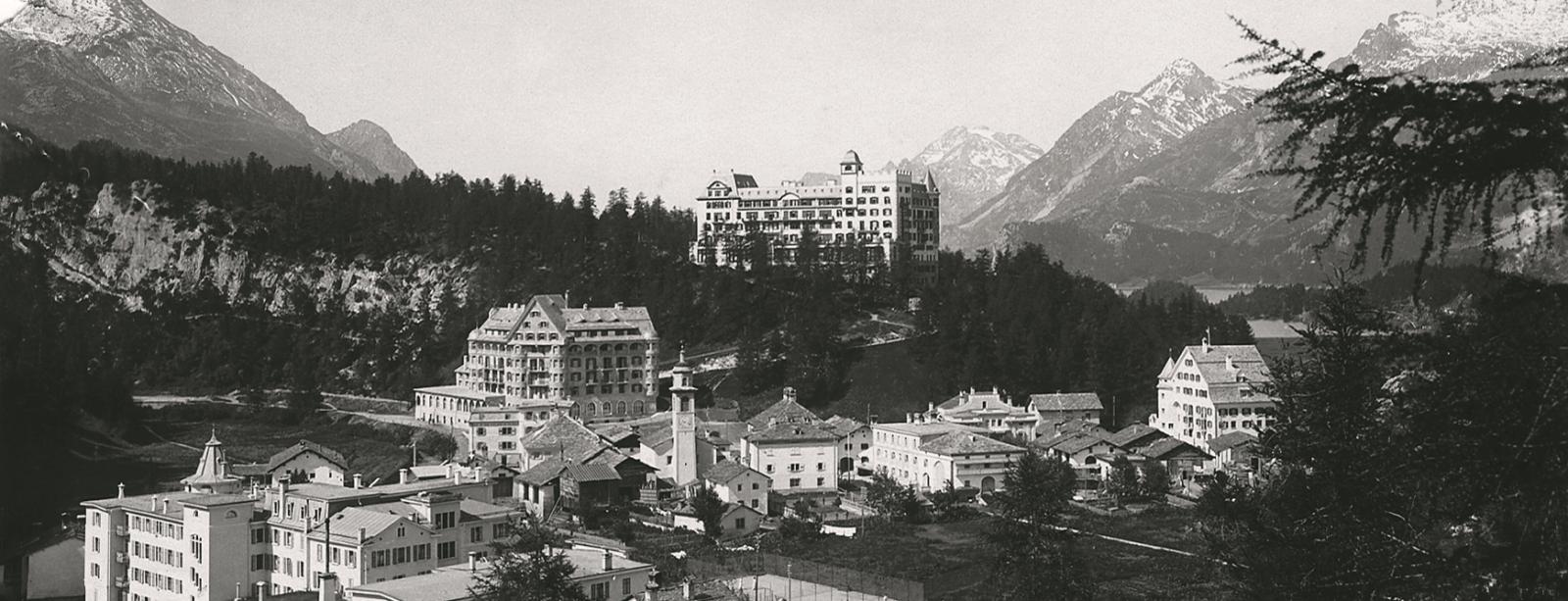 Sils-Maria vor 1927