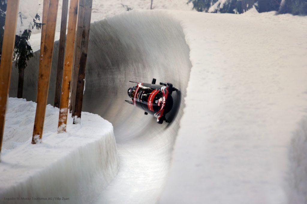 Olympia Bobrun St. Moritz