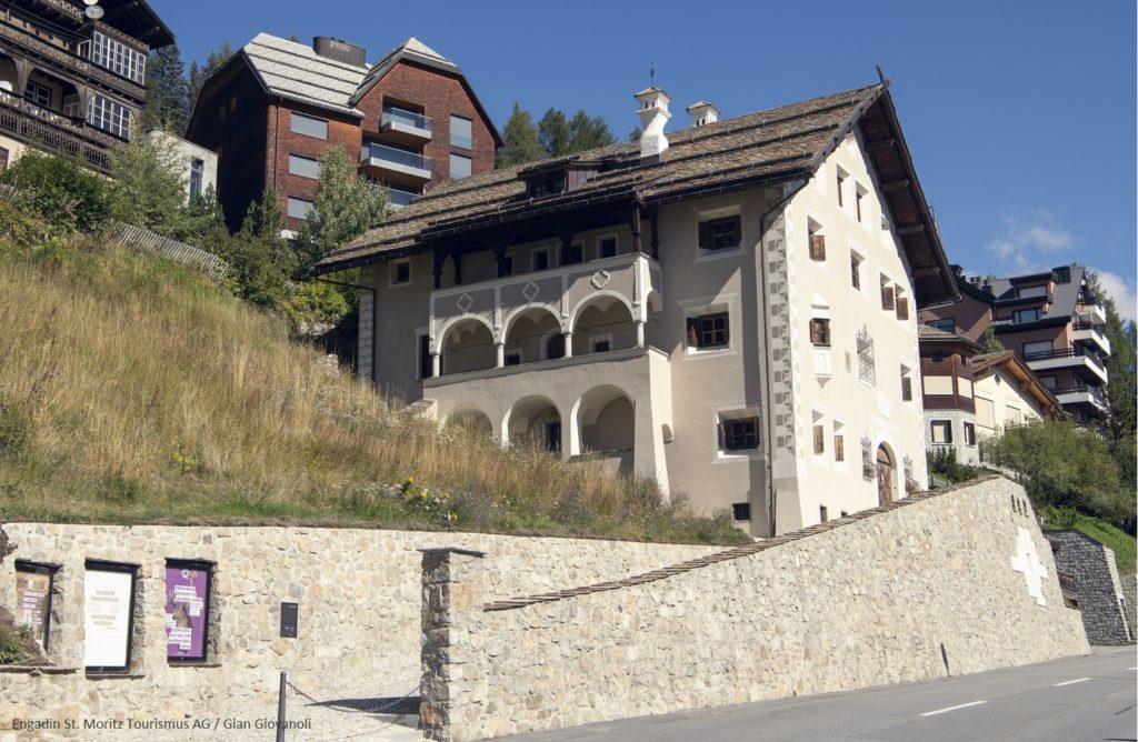Engadiner Museum in St. Moritz