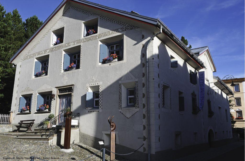 Museum Alpin in Pontresina