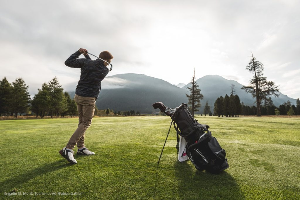 Engadin Golf