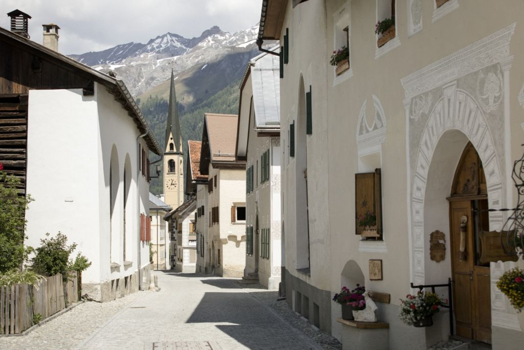 Engadin St. Moritz - S-chanf