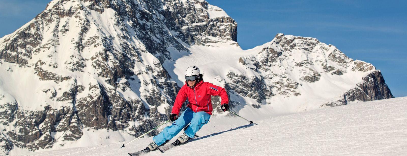 Engadin St. Moritz - Skifahren