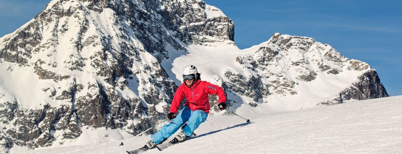 Engadin St. Moritz - Skier