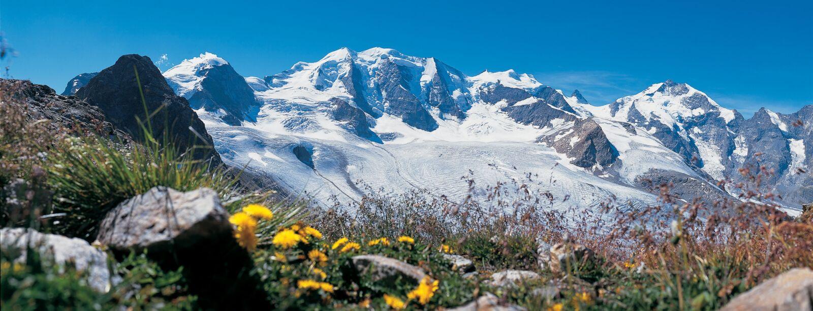 ENGADIN St. Moritz - Pontresina Diavolezza